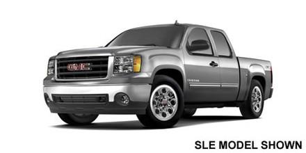 gmc_truck_sierra_1500_extended_cab_2wd_slt_standard_box_2009